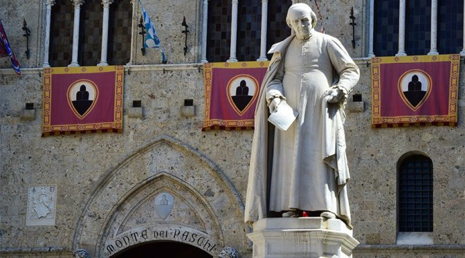 Five Billion Euro Taxpayer Bailout for Italy's Monte dei Paschi Bank — David Icke latest headlines
