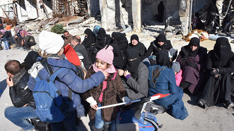 Russian Reconciliation Center evacuated 50,000 civilians from E. Aleppo in past 2 days – MoD — Veterans Today
