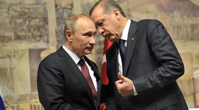 Russia & Turkey agree on nationwide Syrian ceasefire plan – Ankara — David Icke latest headlines