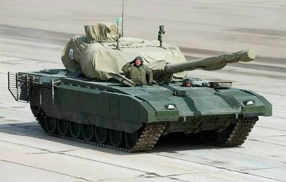 Russia's new Armata tanks to be armed with 'Pterodactyl' drones — Veterans Today