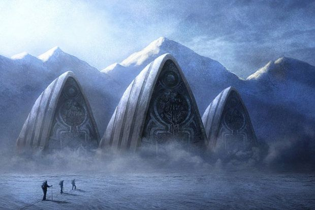The Lost Civilization of Atlantis: Buried Beneath the Ice of Antarctica — The Event Chronicle