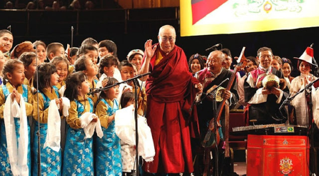 Mainstream Media Confirm Dalai Lama is a CIA Asset — Stillness in the Storm