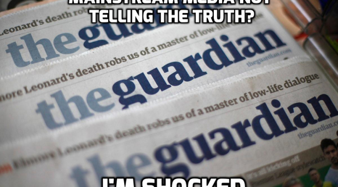 Guardian engaged in 'journalistic fraud' in Assange interview rewrite – Greenwald — David Icke latest headlines