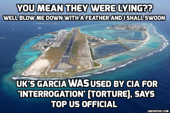 America's Military Base on Diego Garcia: What's Next? — David Icke latest headlines