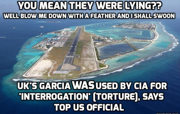 America's Military Base on Diego Garcia: What's Next? — David Icke latest headlines