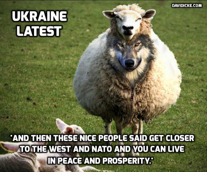 Ukraine in Full-Blown Collapse: Deep-seated Economic, Social Crisis and Environmental Crisis — David Icke latest headlines