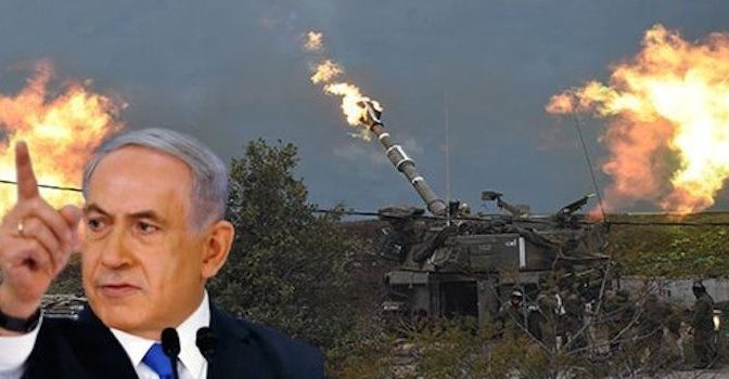 World War 3: Israel Begin Bombing Syria — Your News Wire
