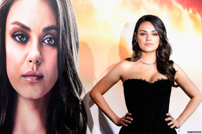 Mila Kunis: Hollywood producers want actresses to be pimps — Veterans Today
