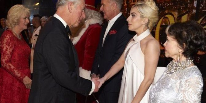 Lady Gaga: Prince Charles 'Is Not Human' — Your News Wire