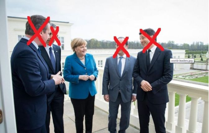 Viral Image Shows Why The Global Elite Are Panicking — The Event Chronicle