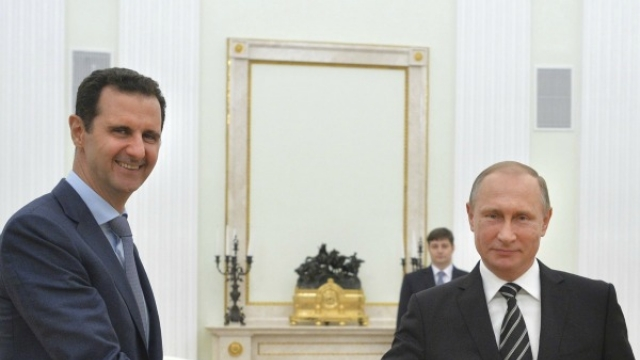 Assad to New World Order agents: So, you don't want me to fight against your terrorists? — Veterans Today