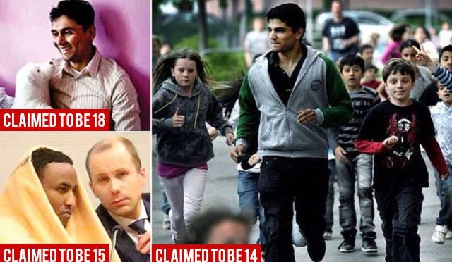 Danes Perform Teeth & Bone Tests to Determine Ages of 'Child Migrants,' Find 74% Are Adults — David Icke latest headlines