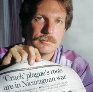 How Crack Funded a CIA War: Gary Webb Interview on the Contras and Ronald Reagan (1996) — David Icke latest headlines