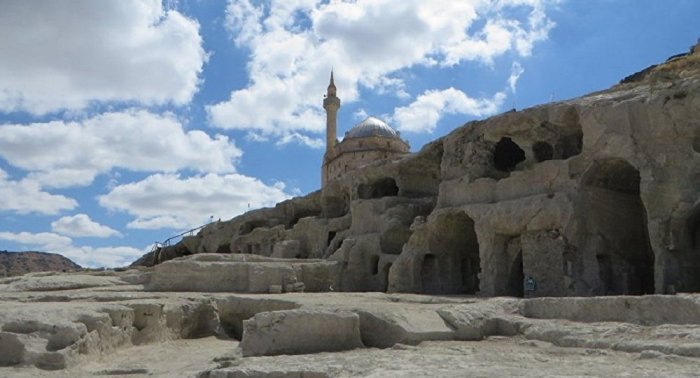 Turkey Opens Underground City Never Before Seen by the Public