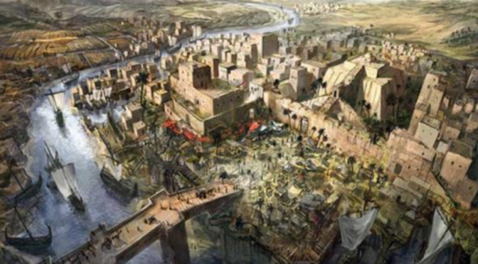 Ancient Syria: Another Cradle of Civilization — Galactic Connection