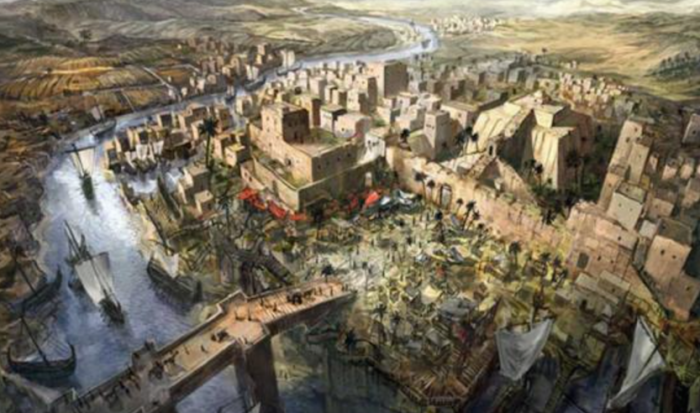 Ancient Syria: Another Cradle of Civilization — GalacticConnection