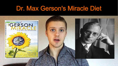 Dr. Max Gerson's Miracle Diet (Video) | Stillness in the Storm