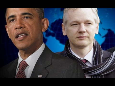 Shocking Admission By Obama As Julian Assange Agrees To Extradition | Stillness in the Storm