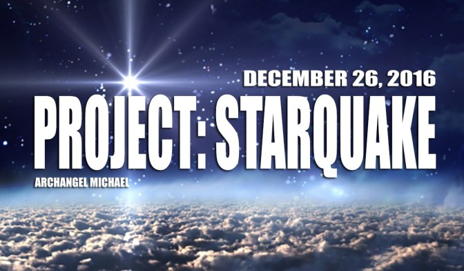 THE PLEIADIAN/ANDROMEDAN HIGH COUNCILS LEAD EFFORTS TO LIBERATE PLANET EARTH -PROJECT STARQUAKE