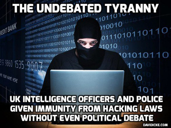 Systematic 'fake news' Planted By Britain's Intelligence Services — David Icke latest headlines