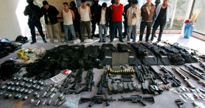 Mexican Drug Cartel Operating in U.S. Suburb More than 1,500 Miles from Border | Opinion – Conservative