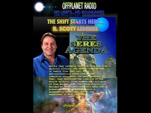 R. Scott Lemriel: The Seres Agenda – YouTube