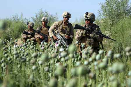 A Conspiracy Theory that became a 'Conspiracy Fact': The CIA, Afghanistan's Poppy Fields and America's Growing Heroin Epidemic
