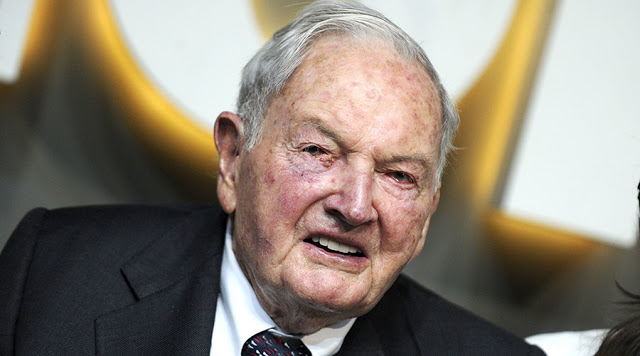 BREAKING: Billionaire banker David Rockefeller dies aged 101 | Stillness in the Storm
