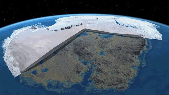 Russia Spills the Beans: Antarctica, Its Not What We're Being Told! Will This be the Real Jurassic Park?