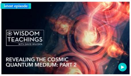 Wisdom Teachings – [#206] Revealing the Cosmic Quantum Medium Part 2 | Gaia