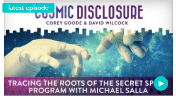 Tracing the Roots of the Secret Space Program with Michael Salla | Gaia