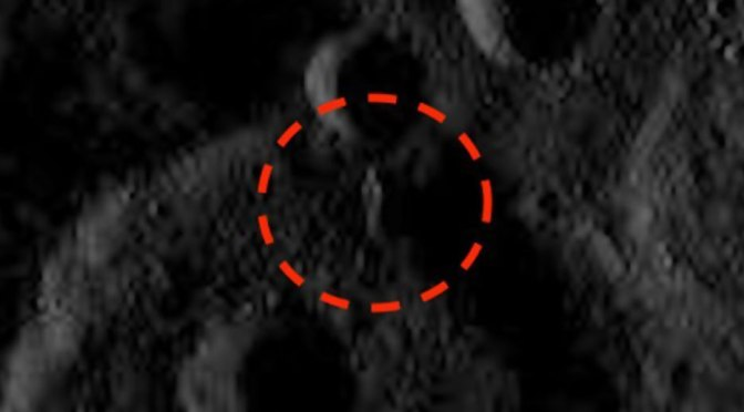 Enormous Tower On Ceres Spotted In Official NASA Images » The Event Chronicle