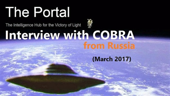 Interview with Cobra from Russia – Prepare for Change