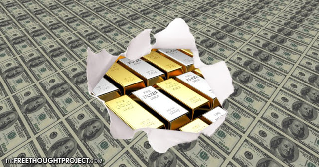 Second State in Less Than a Month Challenges Fed, Passes Bill to Treat Gold & Silver as Money   Stillness in the Storm