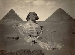 Old Photos Reveal the Entrance to the Secret Chambers Below the Sphinx