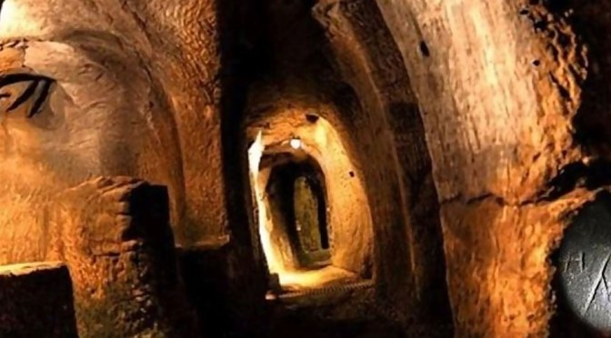Mysterious Druid Tunnel Network Mapped in Scotland  » The Event Chronicle