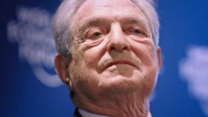George Soros Exposed Paying Up To $15K Per Month To Leftist Activists – Your News Wire