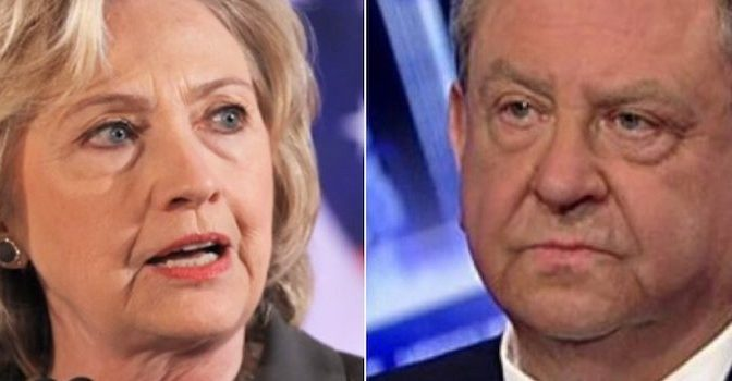 Former FBI Director: 'Shoot Hillary Clinton By Firing Squad For Treason' – Your News Wire