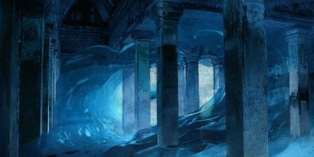 Antarctic Atlantis: Human Settlements Under All That Ice Down There? | Stillness in the Storm