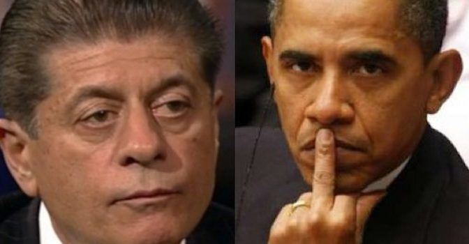 Judge Napolitano: Obama Wiretapped Trump Without A Warrant – Your News Wire