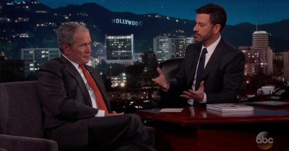 What George W. Bush REALLY Knows About UFOs | Stillness in the Storm