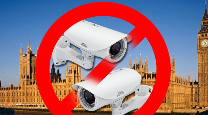 London Shut Down Camera Network One Year Prior to Terrorist Attack » The Event Chronicle
