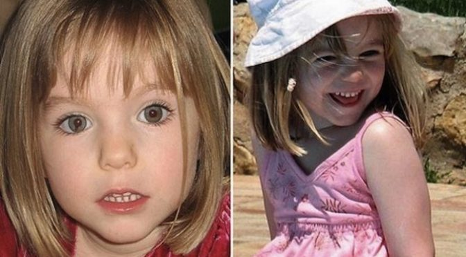 Detective: Someone High Up Is Protecting Madeleine McCann's Pedophile Kidnappers