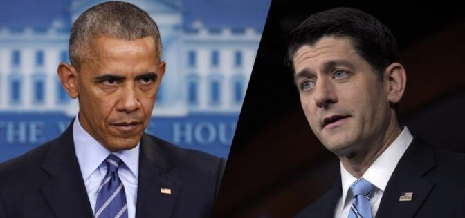 Paul Ryan Confirms Obama Wiretapped Trump Illegally – Your News Wire