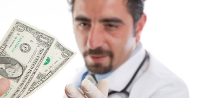 """65% of doctors are getting cash """"kickbacks"""" from big pharma » The Event Chronicle"""