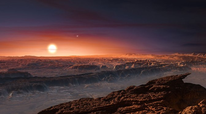 Proxima b And The Worlds Around TRAPPIST-1 Might Be Habitable, After All » The Event Chronicle