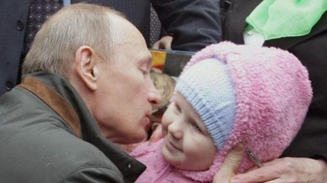 Putin Bans U.S. Adoption Of Russian Orphans Due To Pedophile Epidemic