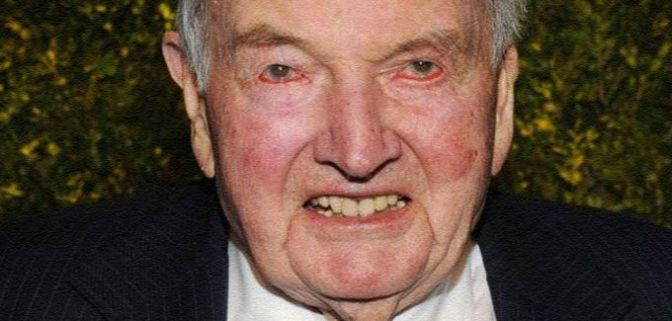 David Rockefeller link to JFK assassination exposed!