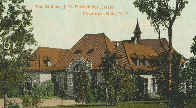 "Things That Make You Go ""Hmmm…"": CIA Documents in Rockefeller Barn » The Event Chronicle"