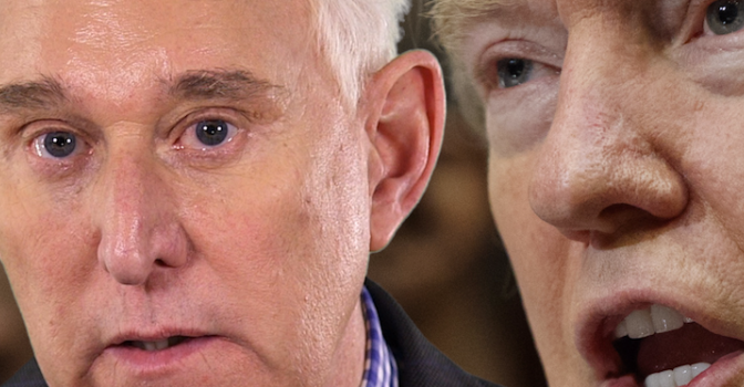 Roger Stone Survives Assassination Attempt After Exposing Deep State